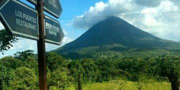 Arenal volcano is a destination with lots of adventure activities nearby. Dress accordingly.