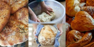 Bread recipes from across the world that are easy to make with kids