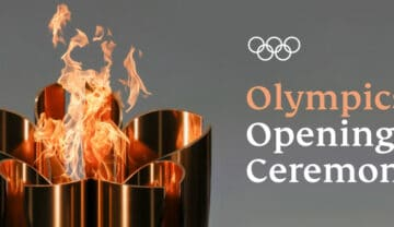 Watch Olympics opening ceremony with a VPN.