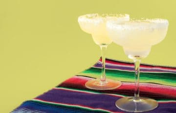 Elevated Cinco de Mayo Frozen Margarita recipe