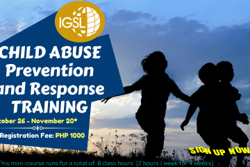 Child Abuse Prevention and Response Training 01
