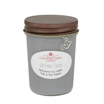 White Tea Soy Candle
