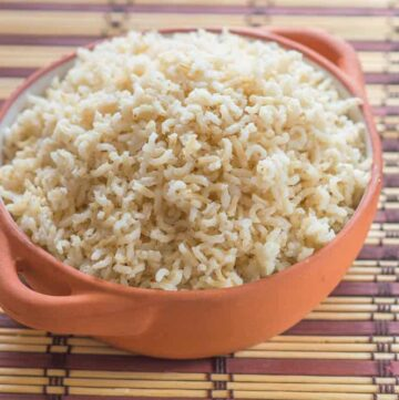 How to cook brown rice perfectly