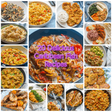 A round up of Caribbean fish recipes