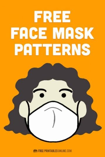 Face Mask Patterns