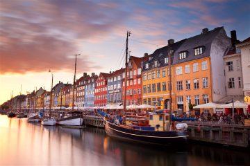 самолетни билети до Копенхаген