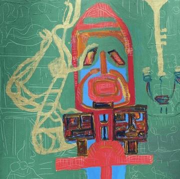 Miles Davis and Jo Gelbard - Interval in Green - 1988