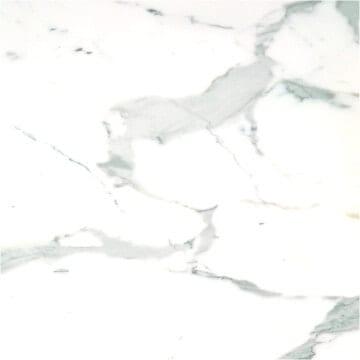 White Statuario marble
