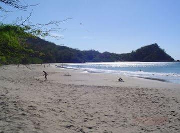Playa Rajada (Nubes)