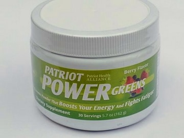 Greens by Patriot Health Alliance
