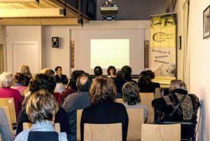 Officina del Benessere. Serata di Flavio e Antonella Giannini nella Sala Soci della Cassa Rurale di Trento
