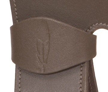 leather hobble straps