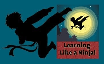 Learning Like a Ninja Free Printables - coloring pages, notebooking pages, graphing pages, more!
