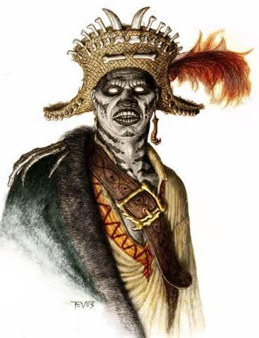 Black Caesar the pirate by miles teves