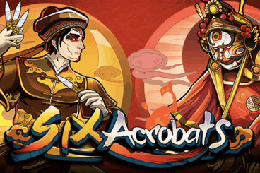 Six Acrobats Slot Game Review