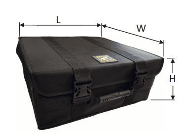 Black Snake Storage Bag | Ranger Lifting
