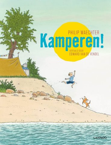 KAMPEERPRAAT WINACTIE  6 superleuke kinderboeken over kamperen om (voor) te lezen!