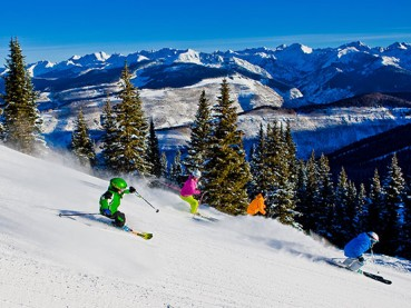 Antlers at Vail hotel's early season Good Snow Guarantee* is back and once again promises a zero cancellation fee policy from November 18 – December 13, 2016, to ensure guests get the snow they want. Photo courtesy Jack Affleck and Vail Resorts.