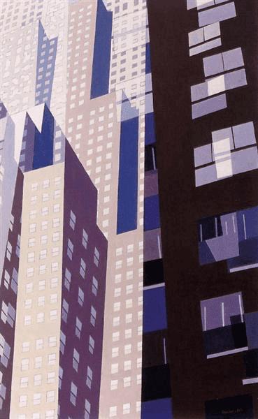 Charles Sheeler Precisionism
