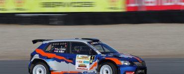 Gert-Jan Kobus & Martin Nortier - Skoda Fabia R5 - Circuit Short Rally 2019
