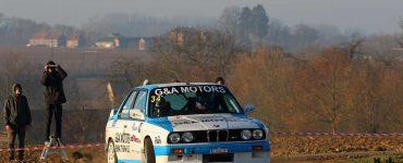 Guino Kenis - BMW M3 E30 - Rally van Haspengouw 2019