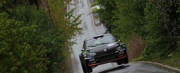 Vincent Verschueren & Stephane Prevot - Skoda Fabia R5 - Rallye de Wallonie 2019