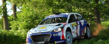 Bob de Jong & Bjorn Degandt - Hyundai i20 R5 - ELE Rally 2019