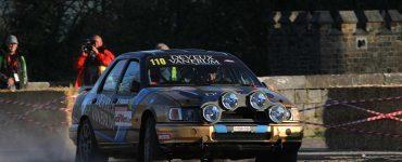 Dirk Deveux - Ford Sierra 4x4 Cosworth - 2019