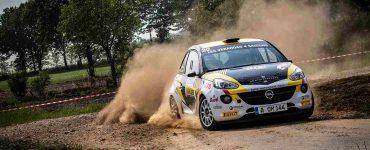 Gregoire Munster & Louis Louka - Opel Adam R2 - Sezoensrally 2019