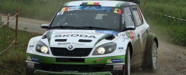 Freddy Loix & Fred Miclotte - Skoda Fabia S2000 - Ypres Rally 2013