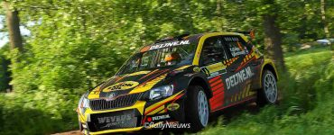 Kevin van Deijne en Hein Verschuuren - Skoda Fabia R5 - ELE Rally 2019