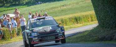 Vincent Verschueren & Stephane Prevot - Skoda Fabia R5 - Ypres Rally 2019