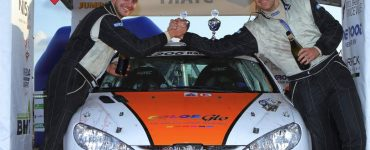 Rudy Schenkeveld & Joost Schenkeveld - Peugeot 206 - GTC Rally 2019