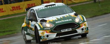 Henk Vossen & Erwin Berkhof - Ford Fiesta R5 - Twente Rally 2019
