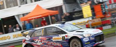 Bob de Jong & Bjorn Degandt - Hyundai i20 R5 - GTC Rally 2021