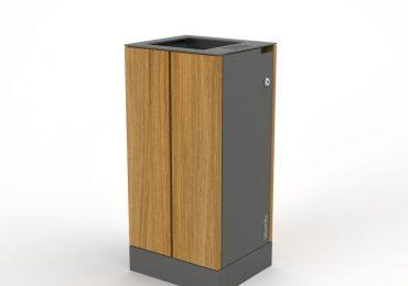 Abfallbehälter 6