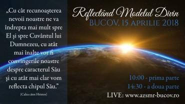 """""""Reflectând Modelul Divin"""" – Conferinţă Spirituală"""