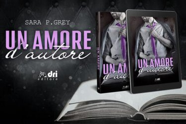 Cover reveal | Un amore d'autore