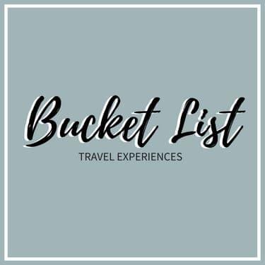 Bucket List Tile
