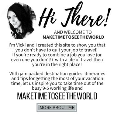 Welcome to MakeTimeToSeeTheWorld