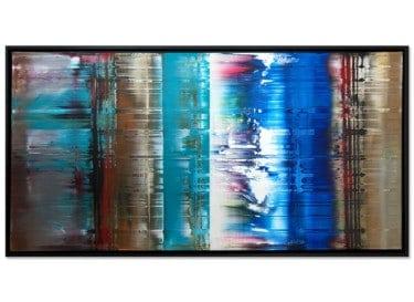 """Abstrakte Kunst kaufen """"Licht & Schatten"""" von Dieu (2019)"""