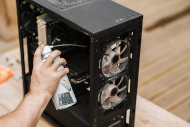 PC-Reinigung PC-Pannenhilfe