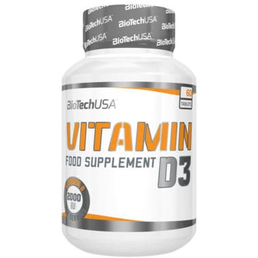 BioTech usa vitamin d3