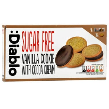 diablo sugar free biscuits