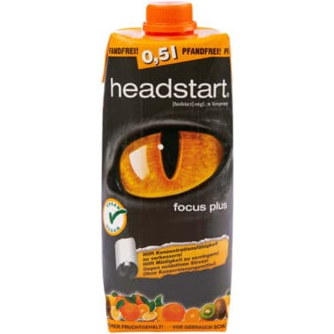 headstart focus plus