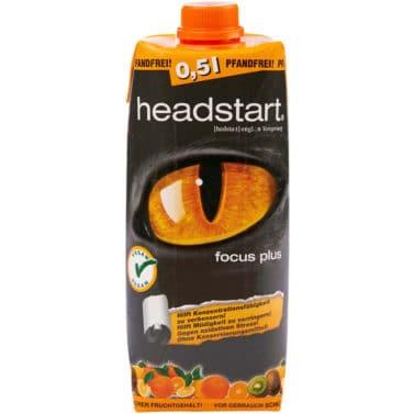 headstart focus plus