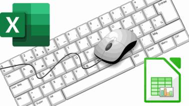 15 raccourcis clavier et souris hyper efficaces pour Excel et Calc