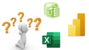 Power BI Desktop vs Excel + Power Pivot : comment choisir ?