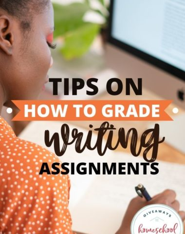 Tips On How to Grade Writing Assignments. #gradingwritingassignments #writingrubrics #writinggrades #gradingforwriting