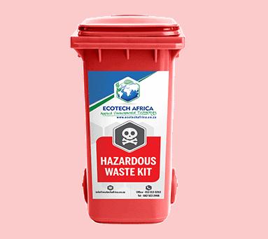 Hazardous waste kit - spill kits & absorbents